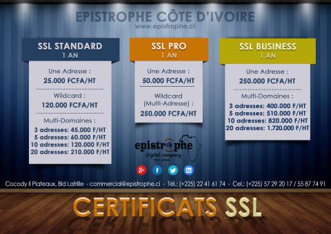Créas certificat ssl